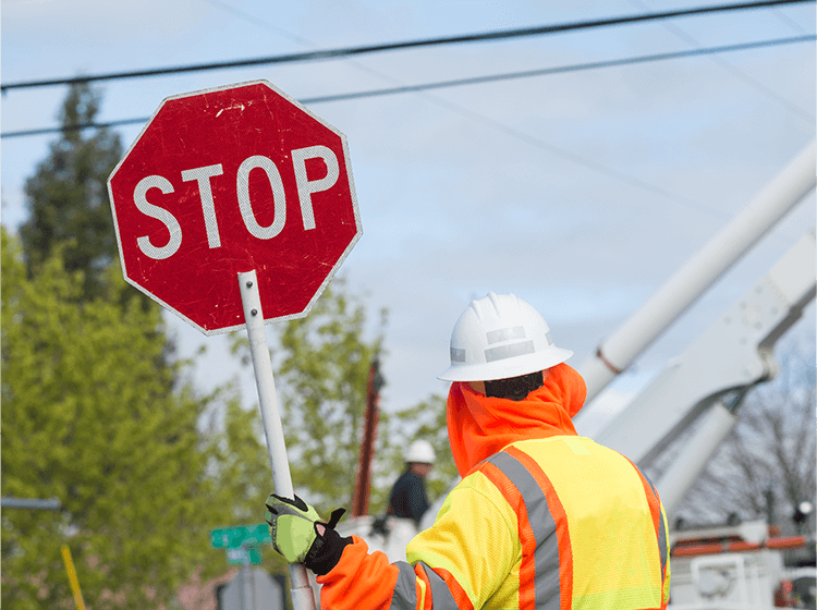Bird Dog Traffic Control provides traffic control technicians in Southeast.