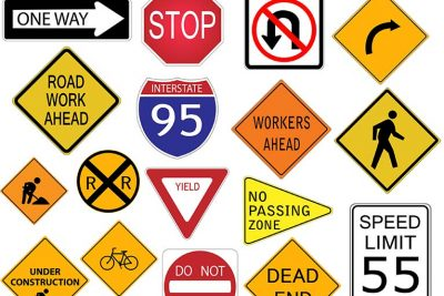 Bird Dog Traffic Control - Most Common Road Signs You Should Know