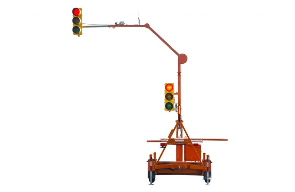 Bird Dog Traffic Control - Equipment Rentals Portable Light Towers