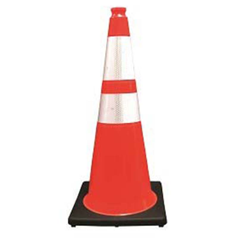 Bird Dog Traffic Control - Traffic Cone 36 Inch