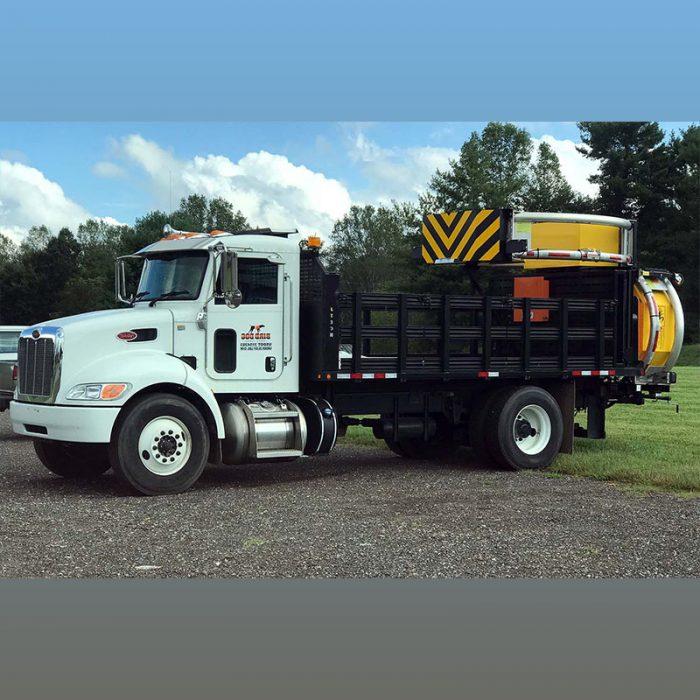Bird Dog Traffic Control - TMA Truck Mount